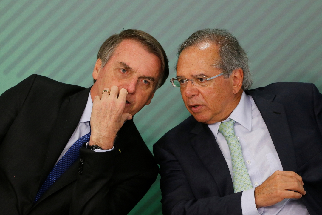 REUTERS / Adriano Machad