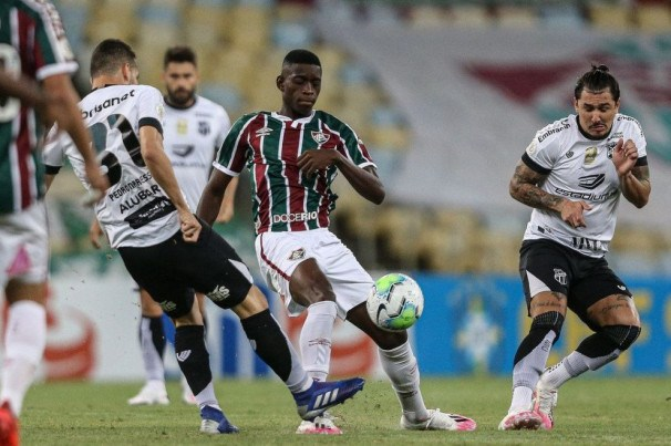 Foto: Lucas Mercon/Fluminense