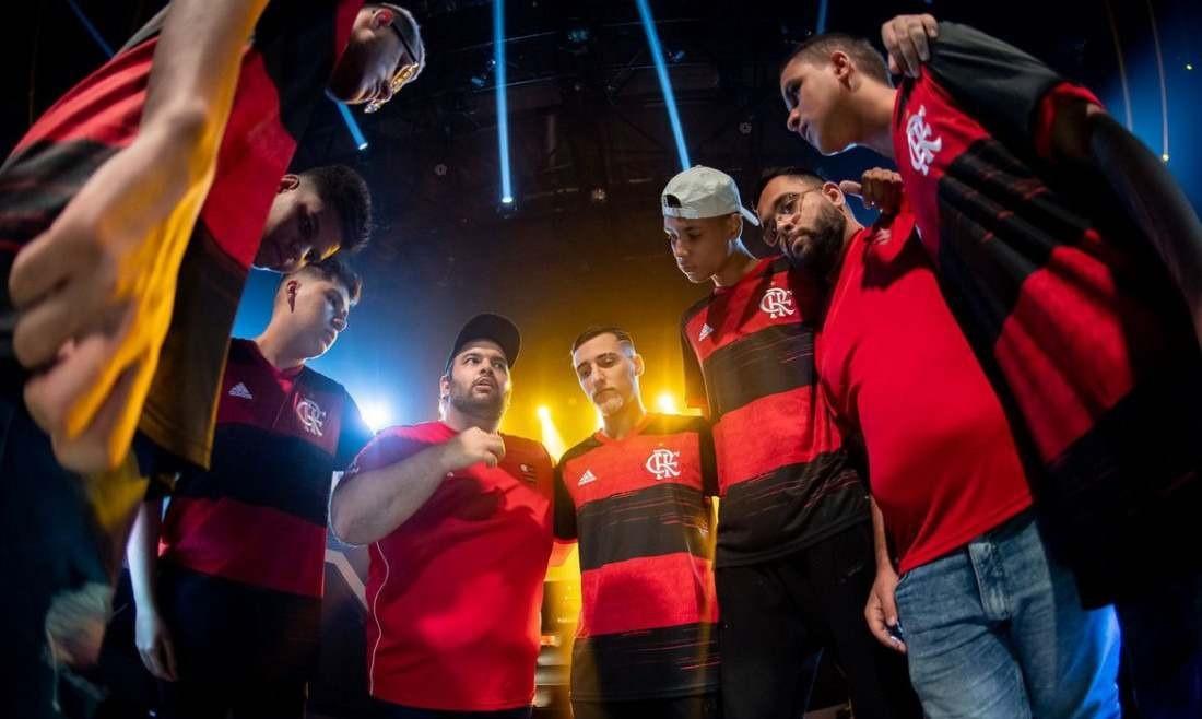 Reprodução/Twitter Flamengo
