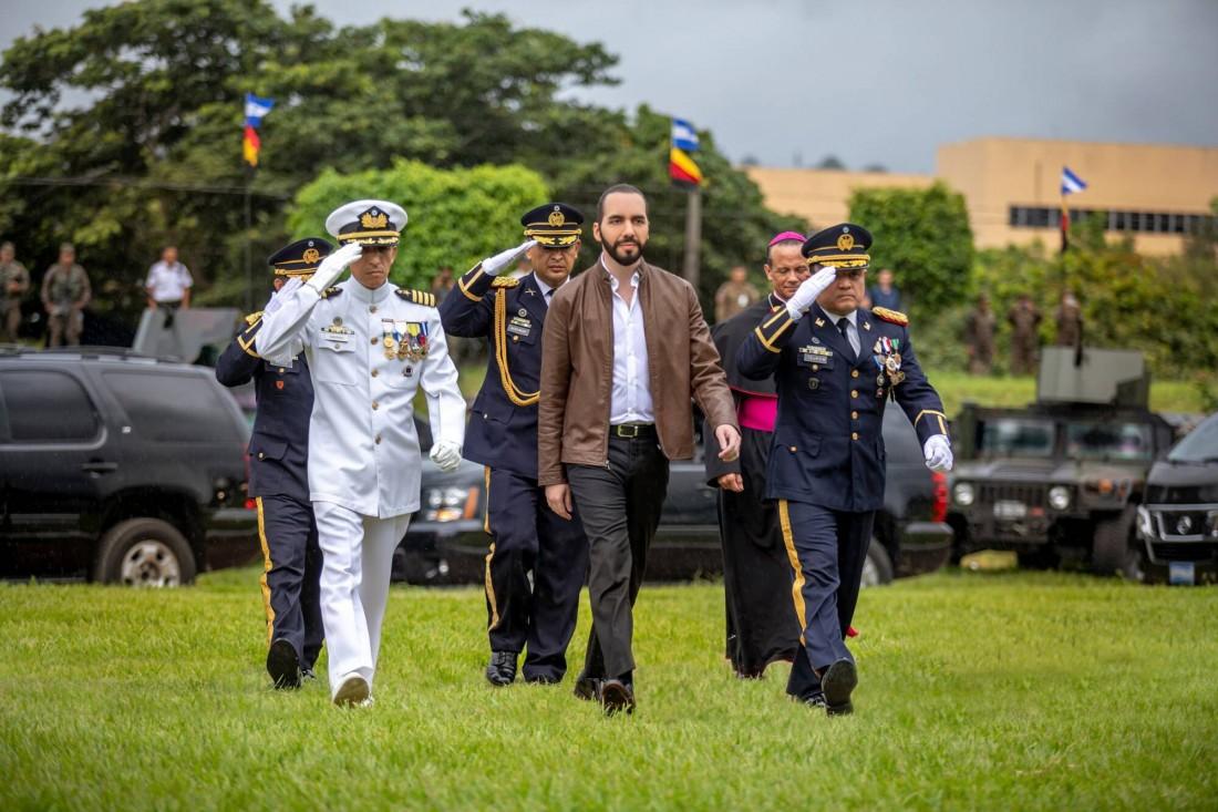 Foto: Presidência El Salvador