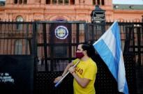 Reuters / Agustin Marcarian