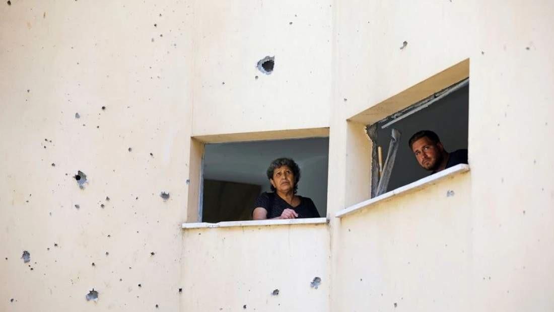 Reuters / Nir Elias