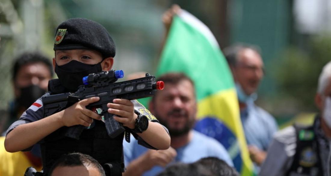 Reuters / Bruno Kelly