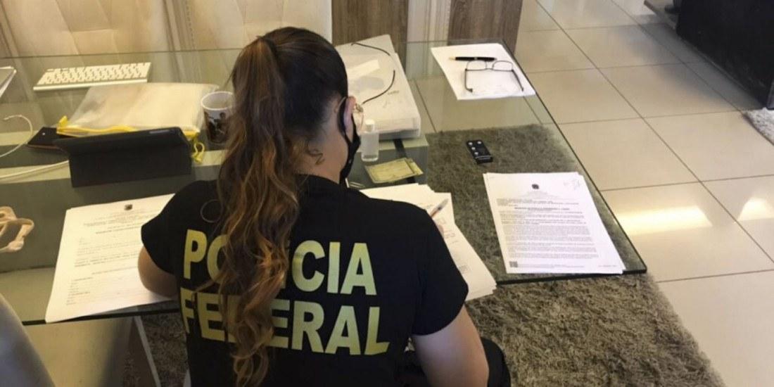 Foto: Polícia Federal / Operação Tempo Real