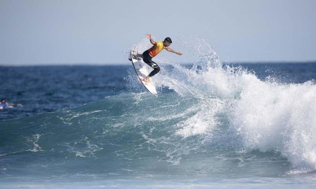 Foto: Matt Dunbar/World Surf League